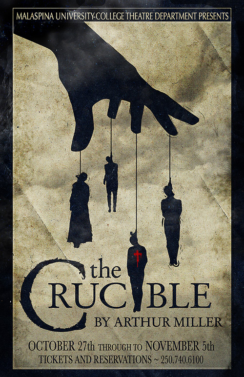 The Crucible poster was