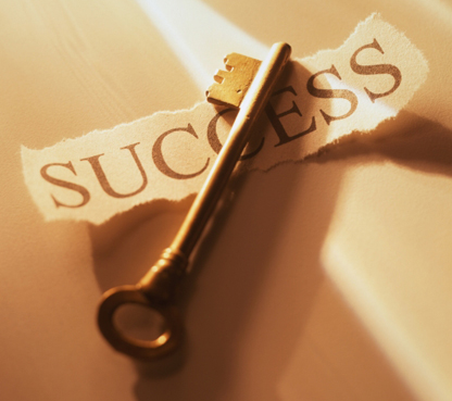 Image of Key to Success