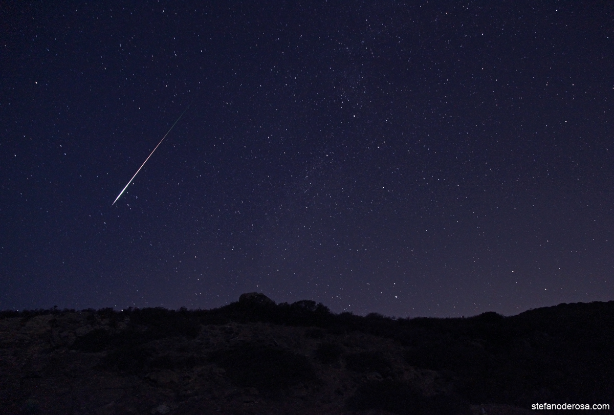 Current Events Summertime Meteor Showers The Waterhole