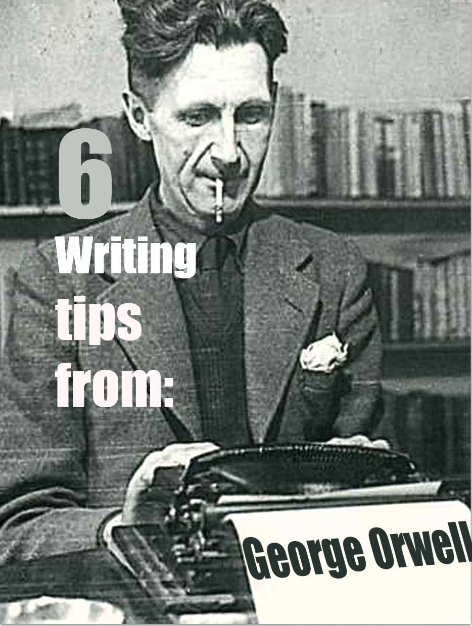 Orwell on writing essay