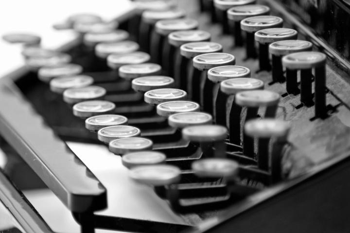 Vintage typewriter 2