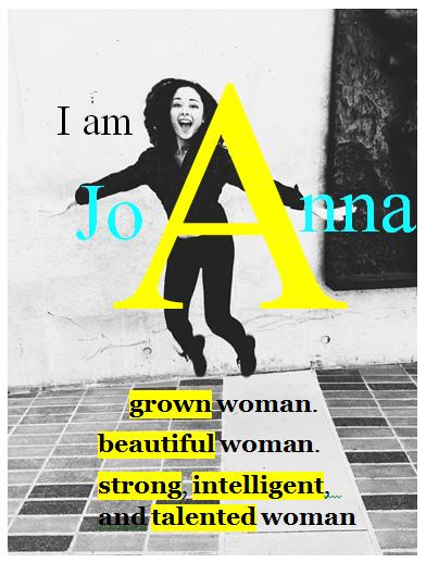 I am JoAnna