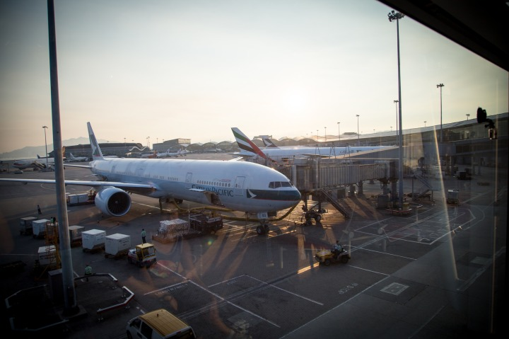 Blog 1 - Airport