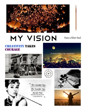 Vision Book Cover Page 1
