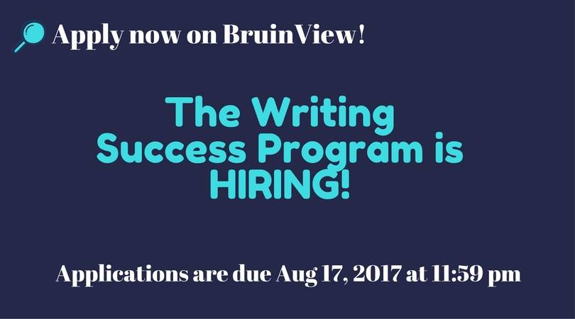 ucla creative writing mfa program